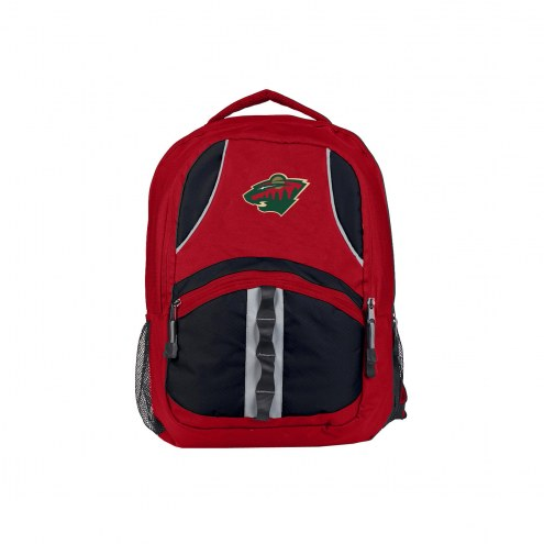 Minnesota Wild Captain Backpack
