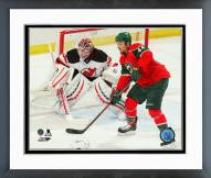 Minnesota Wild Chris Stewart Action Framed Photo
