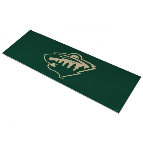 Minnesota Wild Color Yoga Mat