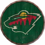 "Minnesota Wild Cracked Color 16"" Barrel Top"