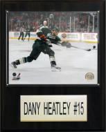 "Minnesota Wild Dany Heatley 12"" x 15"" Player Plaque"