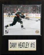 "Minnesota Wild Dany Heatley 12"" x 15"" Player Plaque"