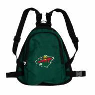 Minnesota Wild Dog Mini Backpack