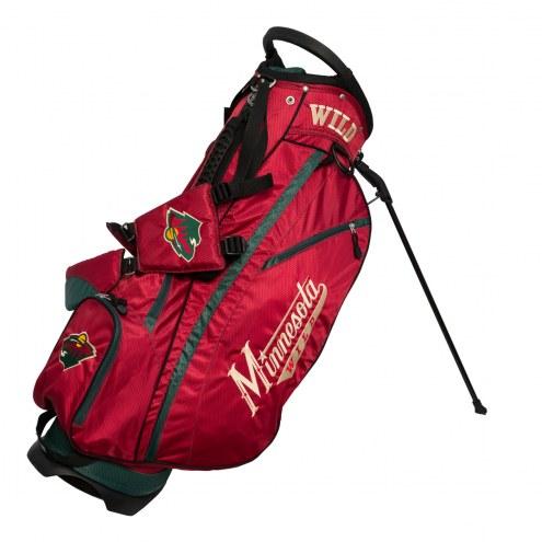 Minnesota Wild Fairway Golf Carry Bag