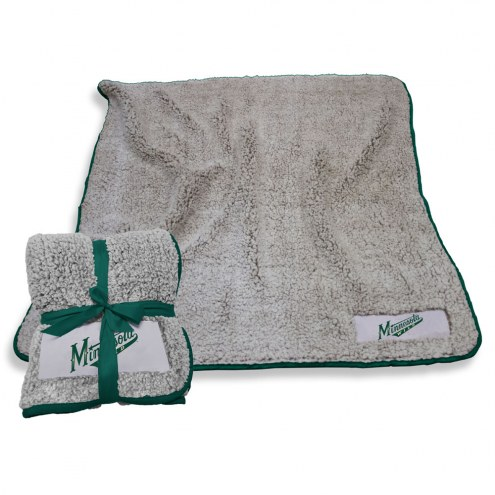 Minnesota Wild Frosty Fleece Blanket