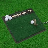 Minnesota Wild Golf Hitting Mat