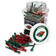 Minnesota Wild 175 Golf Tee Jar