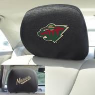 Minnesota Wild Headrest Covers
