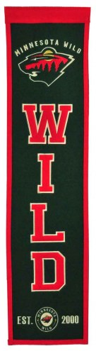 Minnesota Wild Heritage Banner