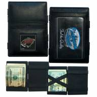 Minnesota Wild Leather Jacob's Ladder Wallet