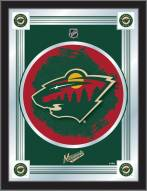 Minnesota Wild Logo Mirror