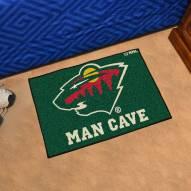Minnesota Wild Man Cave Starter Mat