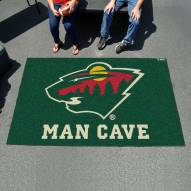 Minnesota Wild Man Cave Ulti-Mat Rug