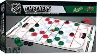 Minnesota Wild Checkers