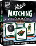 Minnesota Wild Matching Game