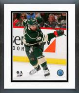 Minnesota Wild Matthew Dumba Action Framed Photo