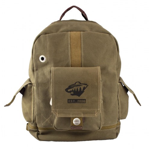 Minnesota Wild Prospect Backpack