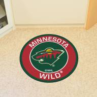 Minnesota Wild Rounded Mat