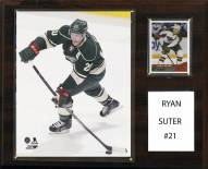 "Minnesota Wild Ryan Suter 12"" x 15"" Player Plaque"
