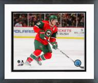 Minnesota Wild Ryan Suter Action Framed Photo