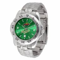 Minnesota Wild Sport Steel AnoChrome Men's Watch