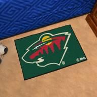 Minnesota Wild Starter Rug