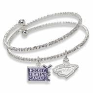 Minnesota Wild Support HFC Crystal Bracelet
