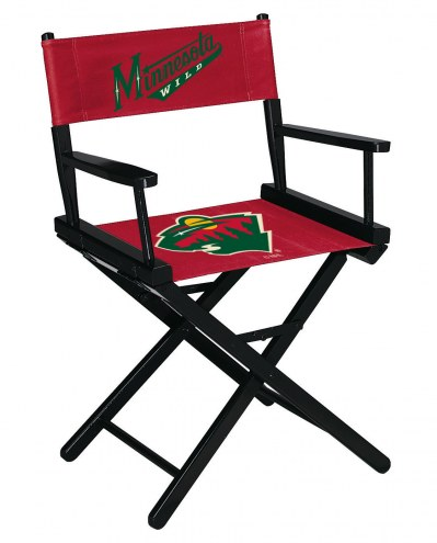 Minnesota Wild Table Height Director's Chair