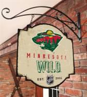 Minnesota Wild Tavern Sign