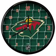Minnesota Wild Team Net Clock