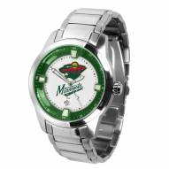 Minnesota Wild Titan Steel Men's Watch