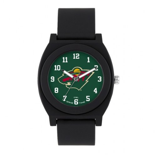 Minnesota Wild Unisex Fan Black Watch