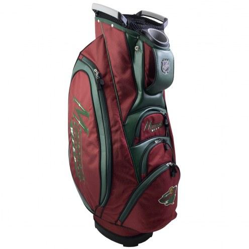 Minnesota Wild Victory Golf Cart Bag