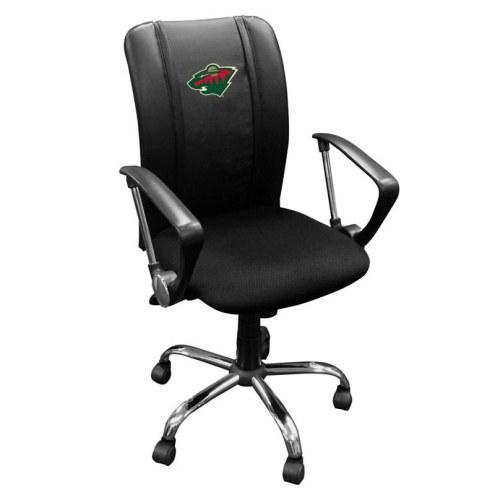 Minnesota Wild XZipit Curve Desk Chair