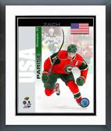 Minnesota Wild Zach Parise USA Portrait Plus Framed Photo