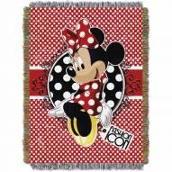 Minnie Bowtique Throw Blanket