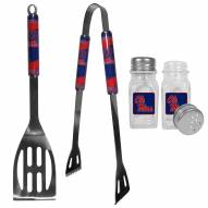 Mississippi Rebels 2 Piece BBQ Set with Salt & Pepper Shakers