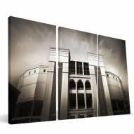 "Mississippi Rebels 24"" x 48"" Stadium Canvas Print"