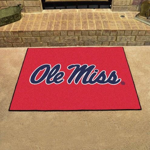Mississippi Rebels All-Star Mat