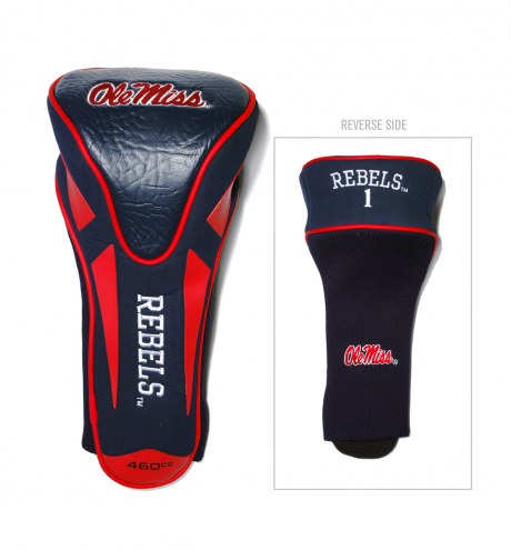 Mississippi Rebels Apex Golf Driver Headcover