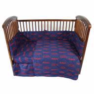 Mississippi Rebels Baby Crib Set