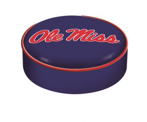 Mississippi Rebels Bar Stool Seat Cover