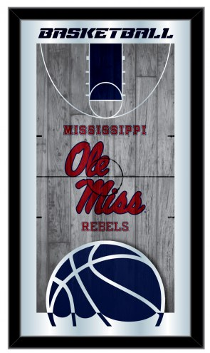 Mississippi Rebels Basketball Mirror