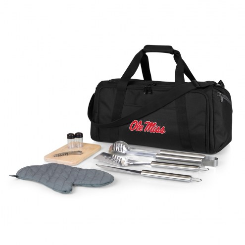 Mississippi Rebels BBQ Kit Cooler