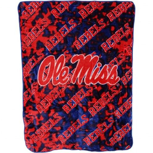 Mississippi Rebels Bedspread