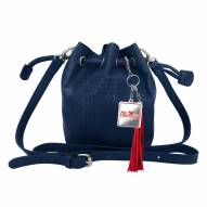 Mississippi Rebels Charming Mini Bucket Bag