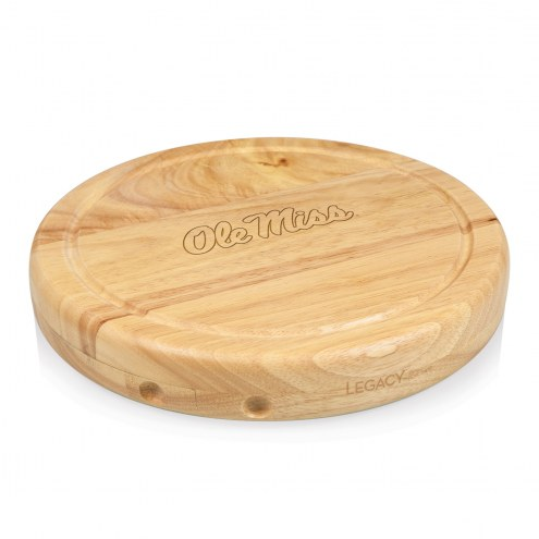 Mississippi Rebels Circo Cutting Board