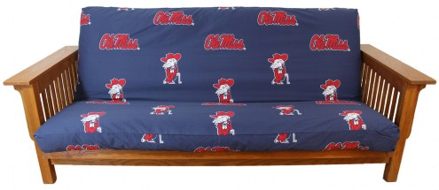 Mississippi Rebels Futon Cover
