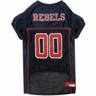 Mississippi Rebels Dog Football Jersey