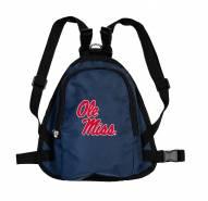 Mississippi Rebels Dog Mini Backpack